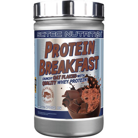 SCITEC Protein Breakfast Polvere 700g, Brownie Choco